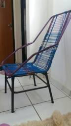 Cadeiras espaguete