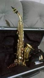 Sax Soprano Curvo Sib