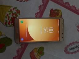 Samsung J7 Neo 16GB 4G aceito cartão