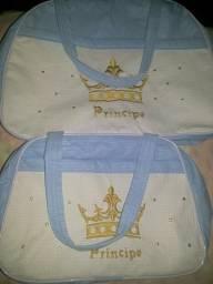 2 bolsas novas bb vendo 70reais ou troco