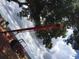 Rosca transportadora chupim 8 metros , bem conservado