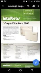 Central PABX Intelbras zap 92078838