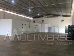 Galpão com 1.000 m2, fábrica de polpas, Av. Manoel Urbano, Manaus