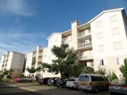 Apartamento com 3 dormitórios para alugar, 69 m² por r$ 1.200,00/mês - parque villa flores