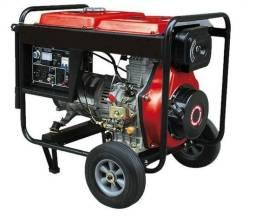 Gerador Energia Diesel 5kva Bivolt - Novo