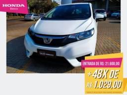 HONDA FIT 2015/2016 1.5 LX 16V FLEX 4P AUTOMÁTICO - 2016