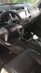 Hilux 12/12 aut. vendo ou troco ! - 2012