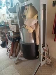 Máquina de fabricar doce de leite e geléias