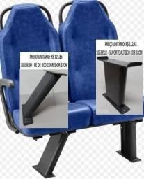Peças para bancos/poltronas de Ônibus Urbano - Marcopolo / Comil