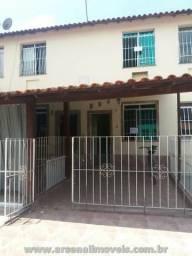 (A140)Casa Duplex em Condomínio Jóquei Club V-Aceito cef. Só 120.000,00