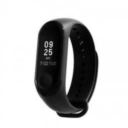 Mi Band 3 Pulseira Fitness Monitor Batimento Cardíaco Relógio Inteligente Xiaomi