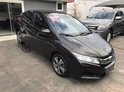 Honda City LX 1.5 Flex 2015 Automatico + Multimídia + Camera - 2015