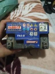 Bateria Fabreck semi nova