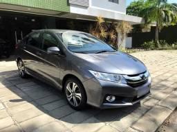Honda City 1.5 FlexOne Automático ano 2016/17 com 30 mil km - 2016