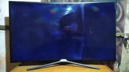 Vendo tv com defeito 49 polegadas curvada