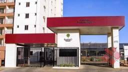 Apartamento com 2 dormitórios para alugar, 66 m² por R$ 900,00/mês - Parque Oeste Industri