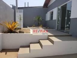 Casa com 3 dormitórios para alugar, 70 m² por R$ 1.300,00/mês - Parque Marajoara - Botucat