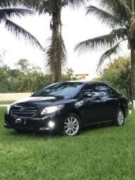 Toyota Corolla SE-G 1.8 Flex 2010 Ipva 2020 pago - 2010