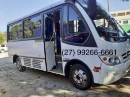 Micro ônibus super novo mec tudo em dia revisado liguem
