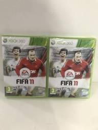 Promoção 2 Jogo Fifa 11 - Xbox 360 (europeu) Pal + Frete comprar usado  Apiúna