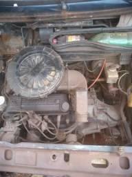 Motor e câmbio - 1992
