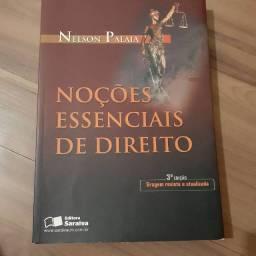 Livro noções básicas de direito - usado