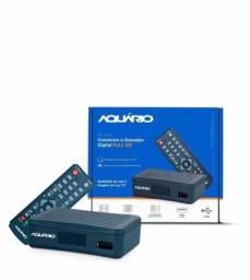 Conversor E Gravador Digital Aquário Dtv-4000s