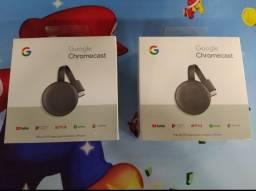 Novo Chromecast 3 Google