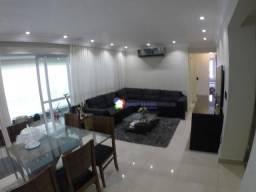 Apartamento com 3 dormitórios à venda, 125 m² por R$ 890.000,00 - Setor Marista - Goiânia/