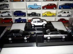 Kit 03 Miniatura Chevrolet Collection Monza / Corsa