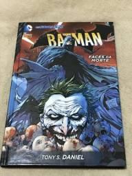 Hq Batman Faces da Morte comprar usado  São Paulo
