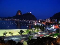 Apartamento kitnet temporada Praia de Botafogo mobiliado tv/wifi