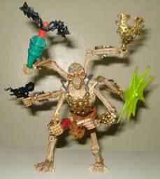 Action Figure Aracula