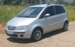 Fiat Idea 2007 Prata - Impecável