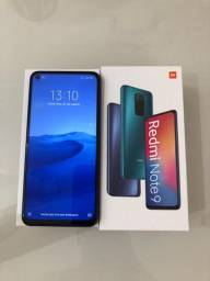 Vendo xiomi note 9 128 GB