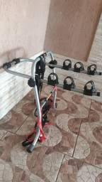 Vende-se Suporte Transbike Luxo P 3 Bikes Alt Prata