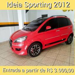 Ideia Sporting 1.8 2012