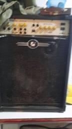 Vendo caixa amplificada 800wats