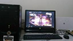 Computador roda free fire top super barato 3gb ram 400hd placa de video nvidia 630