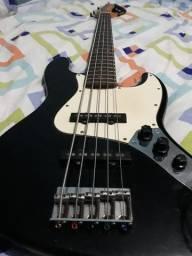 Contra Baixo Squier Fender J Bass infinity