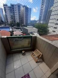 Apartamento 2 Dormitórios Semi Mobiliado - Canto do forte