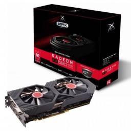 Placa de Vídeo Xfx AMD Radeon RX 580 8GB Gddr5 Oc+ - Loja Fgtec Informática