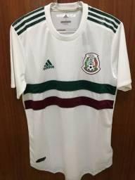 Camisa mexico jogador