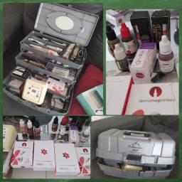 Kit completo micropigmentação