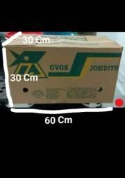 Caixas de papelão para vender