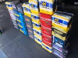 Bateria,baterias automotivas  e estacionárias várias  marcas e amperagem