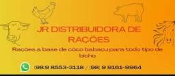 Ração  a base de Coco Babaçu