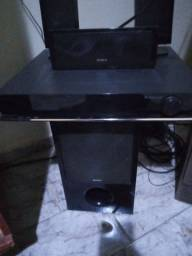 Home theater blu   raty Sony usado 1000 rms