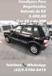 Fiat Uno way 1.0 ano 2010