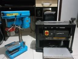 Máquinas para trabalho com madeira